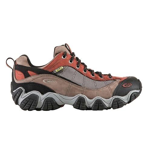 Oboz Men's Wide Firebrand II BDry Shoe