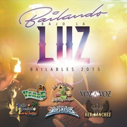 Various Artists - Bailando Bajo la Luz: Bailables 2015 (CD)