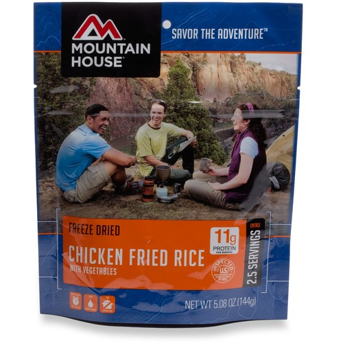 Chicken Fried Rice - 2 Servings