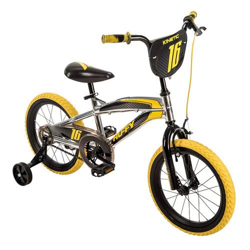 Youth Huffy Kinetic 16-Inch Bike