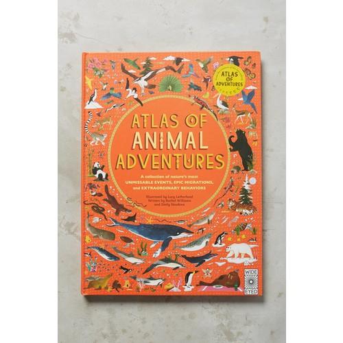 Atlas Of Animal Adventures [REGULAR]