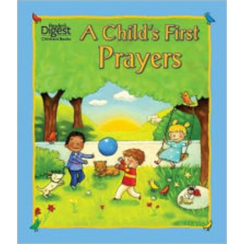 A Child's First Prayers: with audio recording