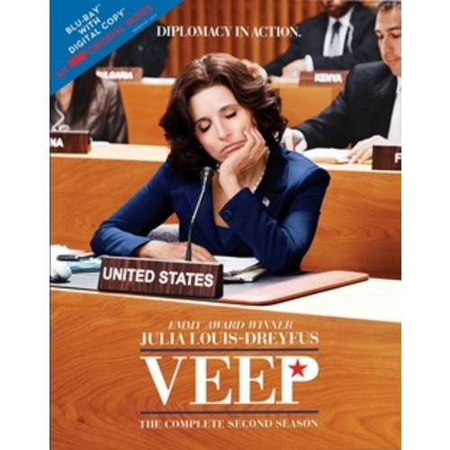 Veep: The Complete Second Season (Blu-ray + HD)