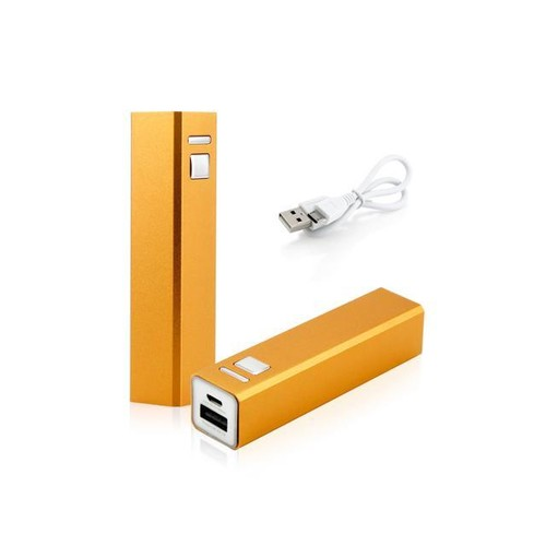 GEARONIC TM 2600mAh Portable Mobile USB Power Bank External Battery Charger for Cell Phone backup - G