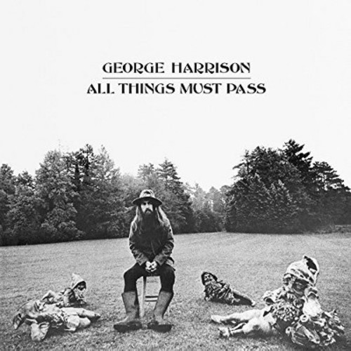 George Harrison - All Things Must Pass (Vinyl)