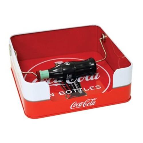 Coca-Cola Flat Napkin Holder in Red