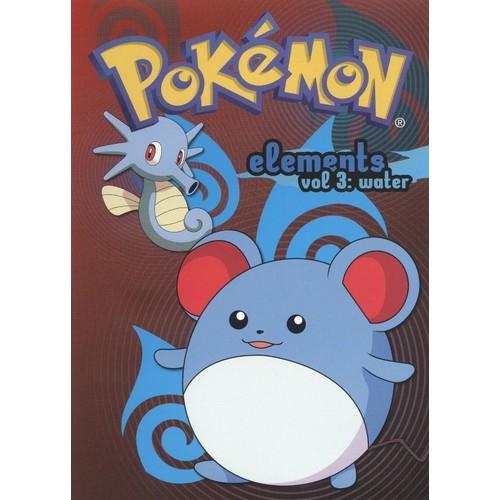 Pokemon Elements, Vol. 3: Water [DVD]