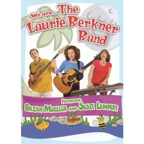 We Are... The Laurie Berkner Band [EP] [CD]