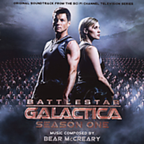 Battlestar Galactica: Season One CD (2005)