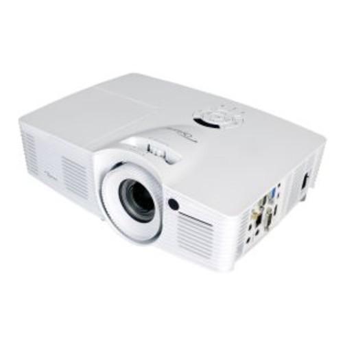 Optoma W416 - DLP projector - 3D - 4500 ANSI lumens - WXGA (1280 x 800) - 16:10 - HD 720p