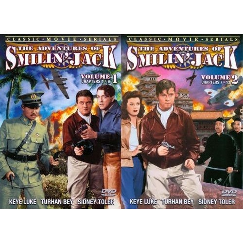 Adventures of Smilin' Jack: Volumes One & Two