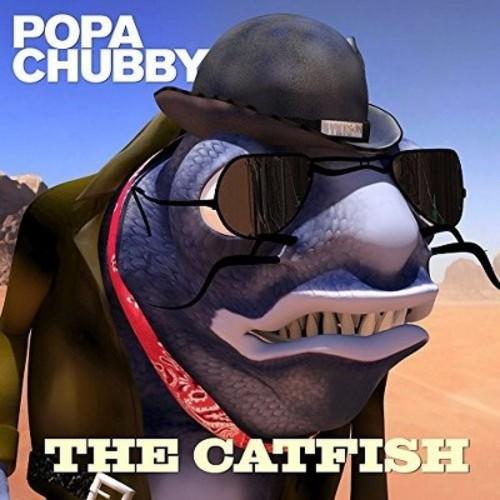 Popa Chubby - Catfish (CD)