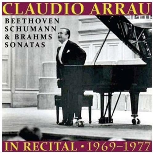 Claudio Arrau In Recital:1969-1977