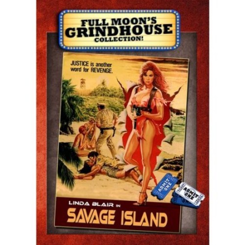 Savage Island [DVD] [1979]