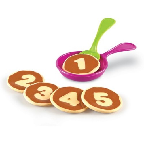 Learning Resources Number Stack Pancakes