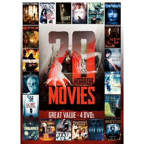 20-Horror Movies (DVD)