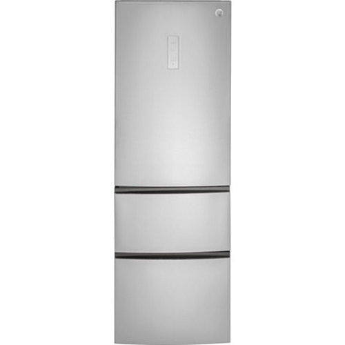 GE GLE12HSLSS ENERGY STAR 11.9 cu. ft. Bottom-Freezer Refrigerator