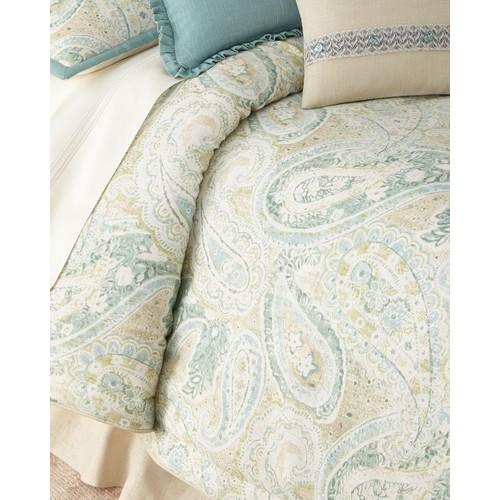King Bliss 3-Piece Comforter Set