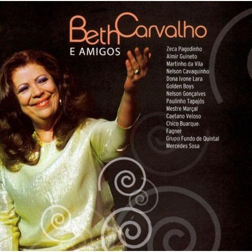 Beth Carvalho e Amigos [CD]
