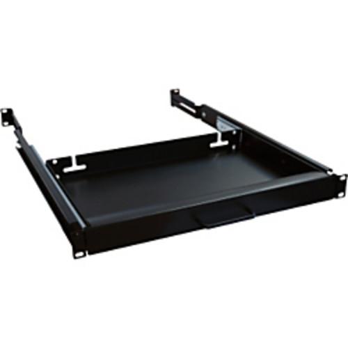 Tripp Lite Rack Enclosure Server Cabinet Keyboard Shelf 25lb Capacity