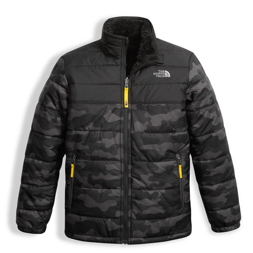 THE NORTH FACE Boys Reversible Mount Chimborazo Jacket