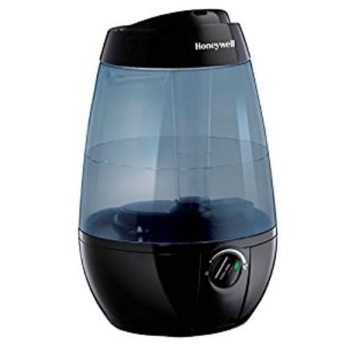 Honeywell HUL535B Cool Mist Humidifier, Black [Black]