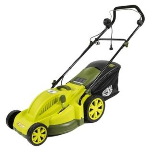 Snow Joe Sun Joe MJ403E Mow Joe 13-Amp Corded Electric Lawn Mower, 17