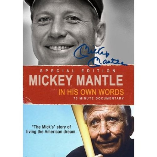 Mickey Mantle: In His Own Words [DVD] [2003]