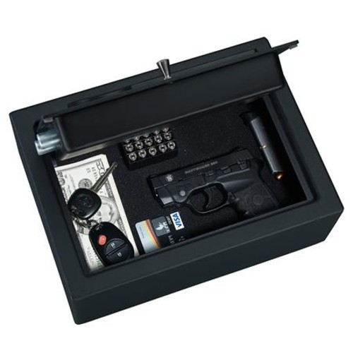 Stack-On Long Gun In-Wall Safe with Electronic Lock and 3x Removable Shelves PWS-1555