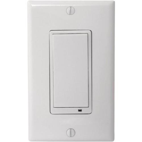 Linear WT00Z: Z-Wave 3-Way Wall Accessory Switch - Light Control