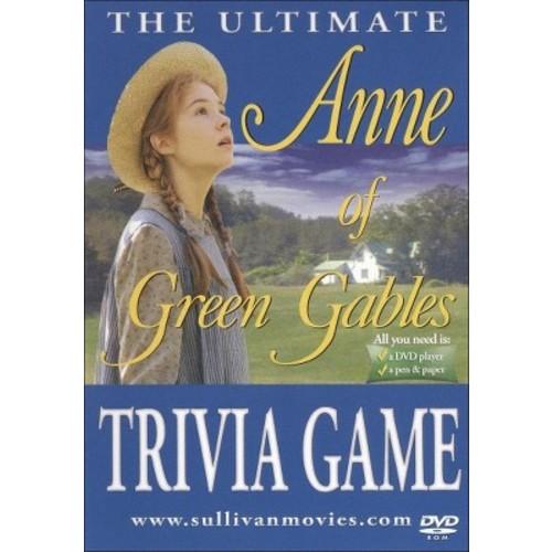 Ultimate anne trivia game (DVD)