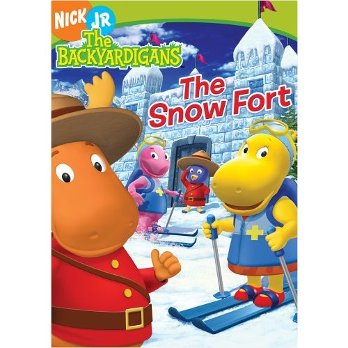 The Backyardigans - The Snow Fort
