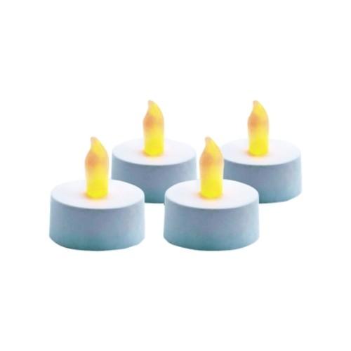 Inglow Flameless Tea Light Candles (CG10041WH4)