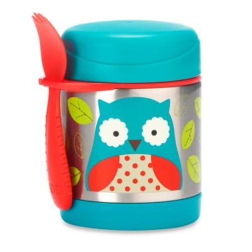 SKIP*HOP Zoo 11 oz. Insulated Food Jar in Owl