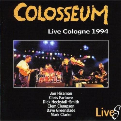 Live Cologne 1994 [CD]