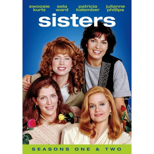 Sisters: Seasons One and Two [7 Discs] [DVD]