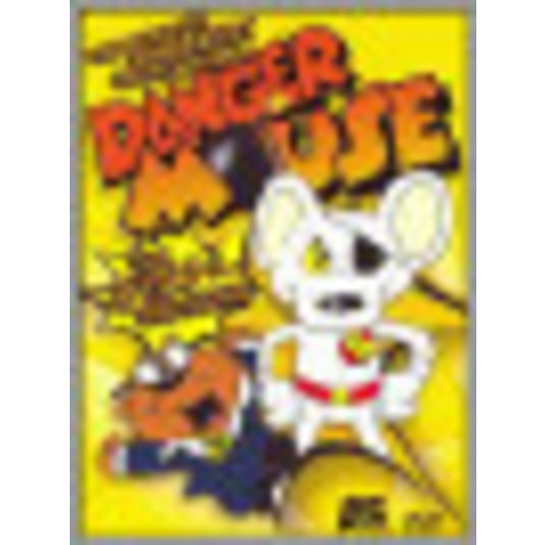 Danger Mouse: The Final Seasons [3 Discs] [DVD]