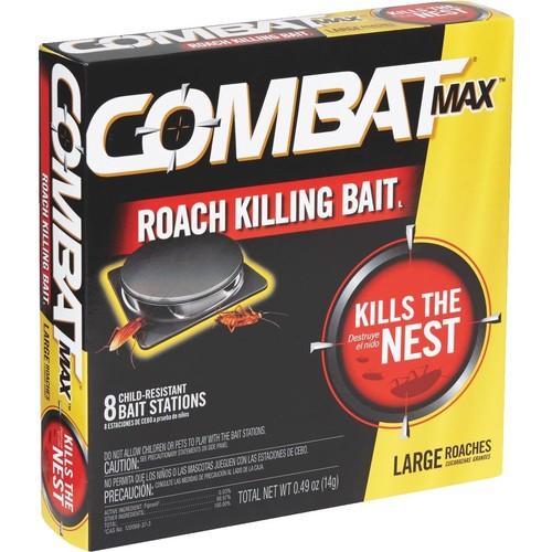 Combat Max Roach Bait Station - 1853355