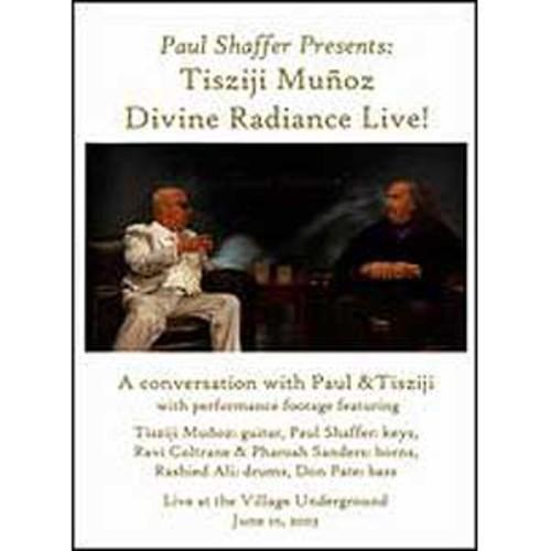 Paul Shaffer Presents: Tisziji Munoz - Divine Radiance Live!