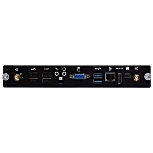 ViewSonic Digital Signage Player - Intel Core i5 Dual-Core Processor, 4GB DDR3 RAM, 500GB HDD, Intel HD Graphics 3000, Windows 10 Pro 64-bit Edition - NMP711-P10