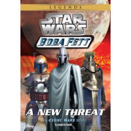 Star Wars: Boba Fett: New Threat: Book 5