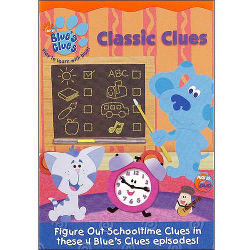 Blues Clues-Classic Clues