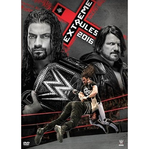 WWE: Extreme Rules 2016 [DVD] [2016]