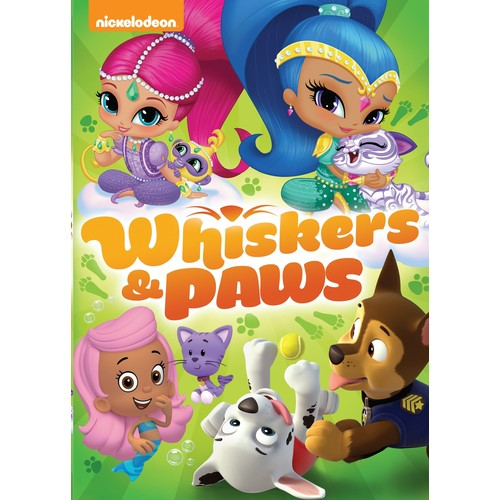 Nickelodeon Favorites: Whiskers and Paws [DVD]