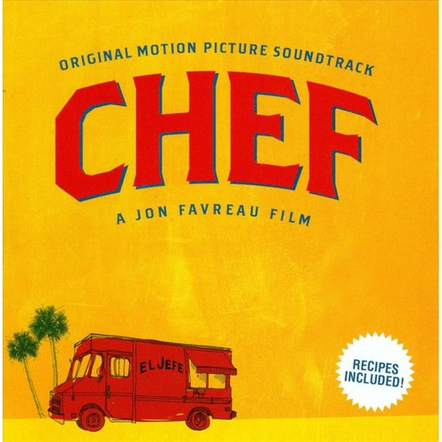 Chef [Original Soundtrack] [LP] - VINYL