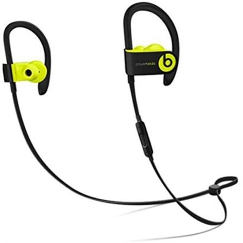 Beats by Dre Powerbeats3 Wireless In-Ear Headphone - Shock Yellow - OPEN BOX