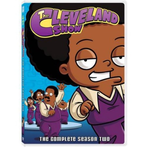 The Cleveland Show: The Complete Season Two [4 Discs] [DVD]