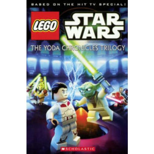 Lego Star Wars: The Yoda Chronicles Trilogy (Turtleback School & Library Binding Edition)