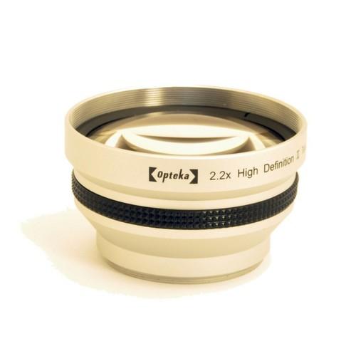 Opteka 2.2x HD2 Telephoto Lens for Fuji S7000 S602 S20
