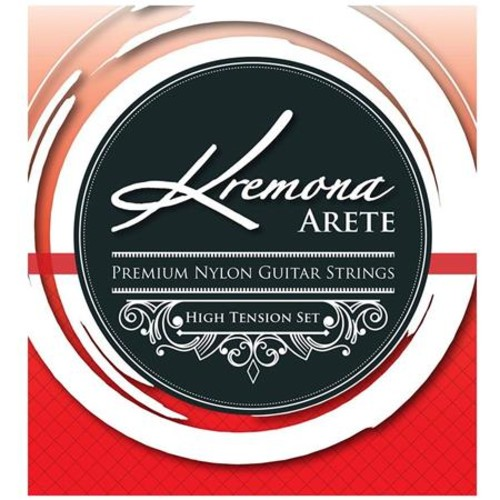 Kremona Arete Premium Nylon High Tension Guitar String Set